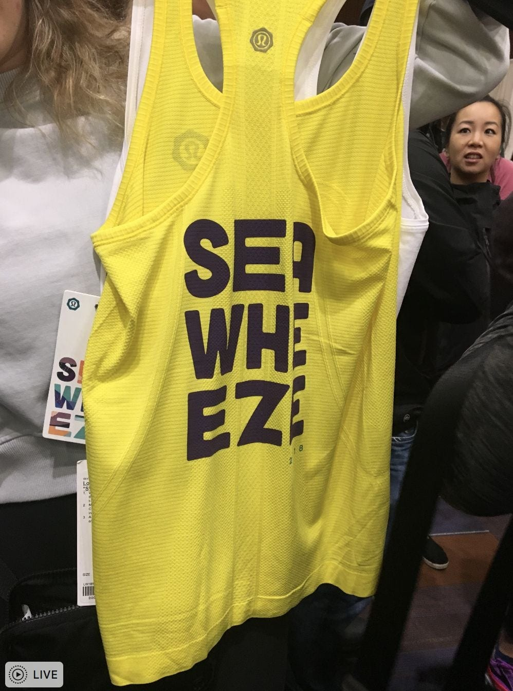 Seawheeze 2018