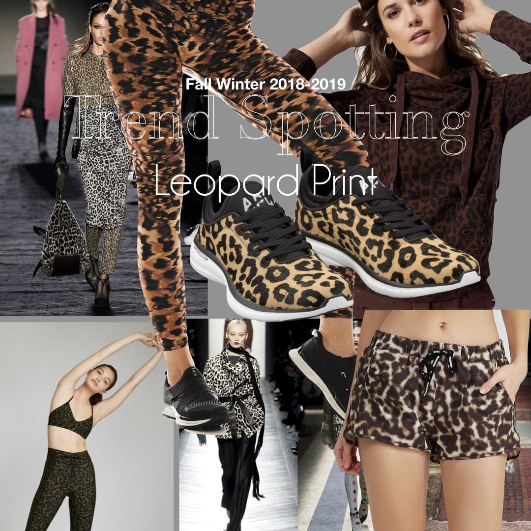 Fall 2018's Biggest Fashion Trend Animal Print