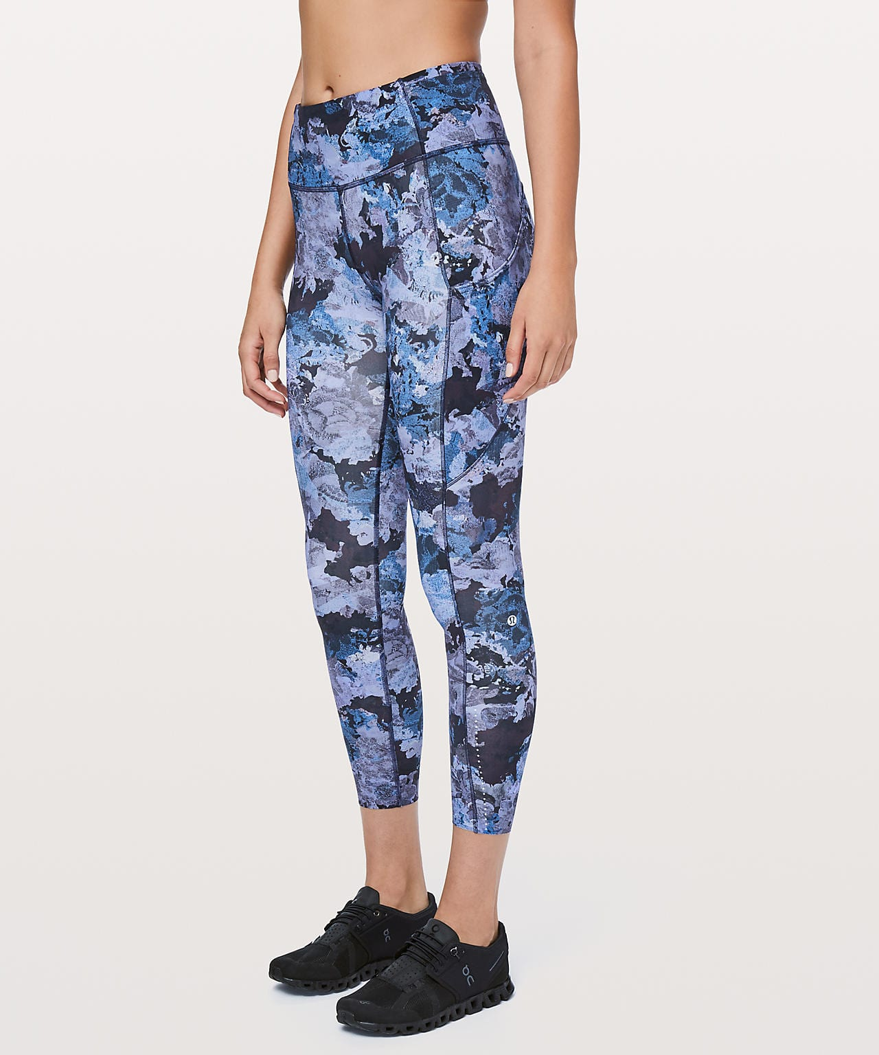Lululemon Upload, Fast & Free Tight Screen Camo Multi