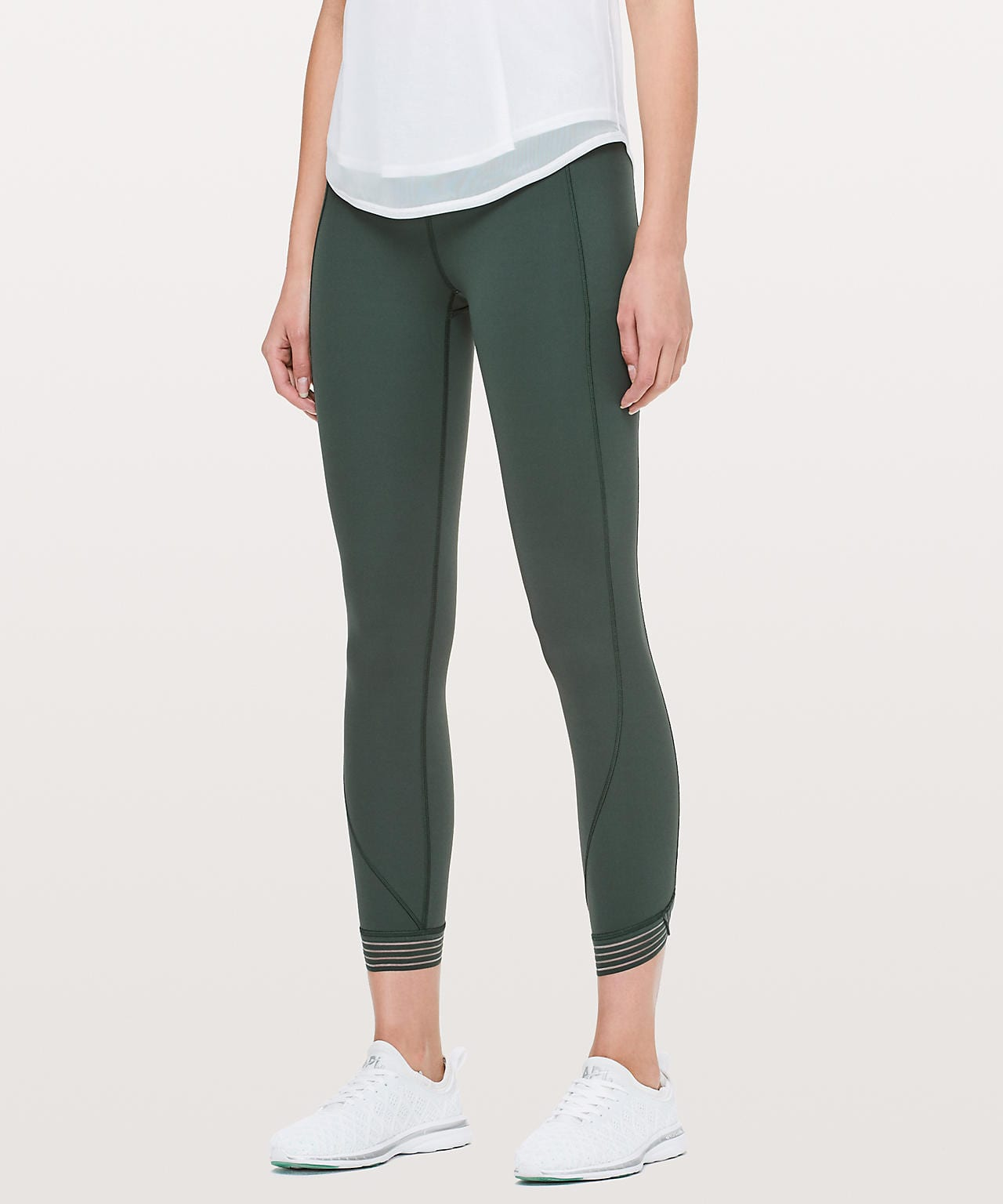 Find Focus Tight, Lululemon Upload, Deep Ivy