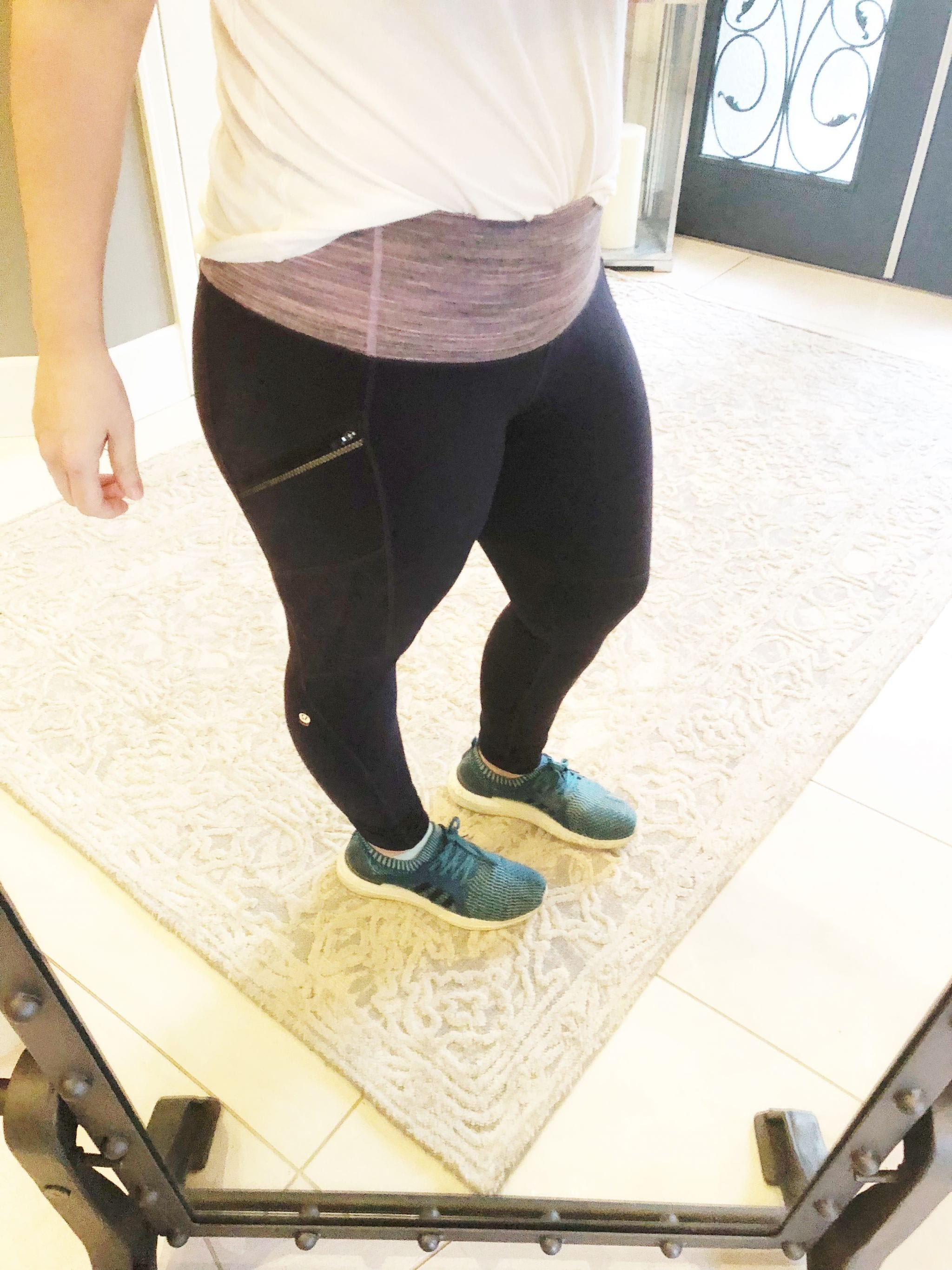 Lululemon Toasty Tech Tight II