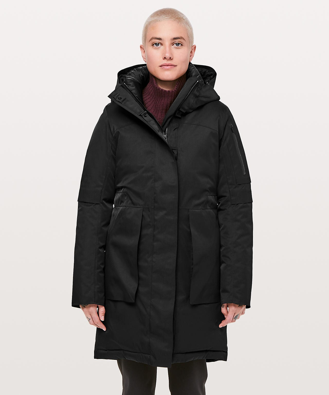 Winter Warrior Parka