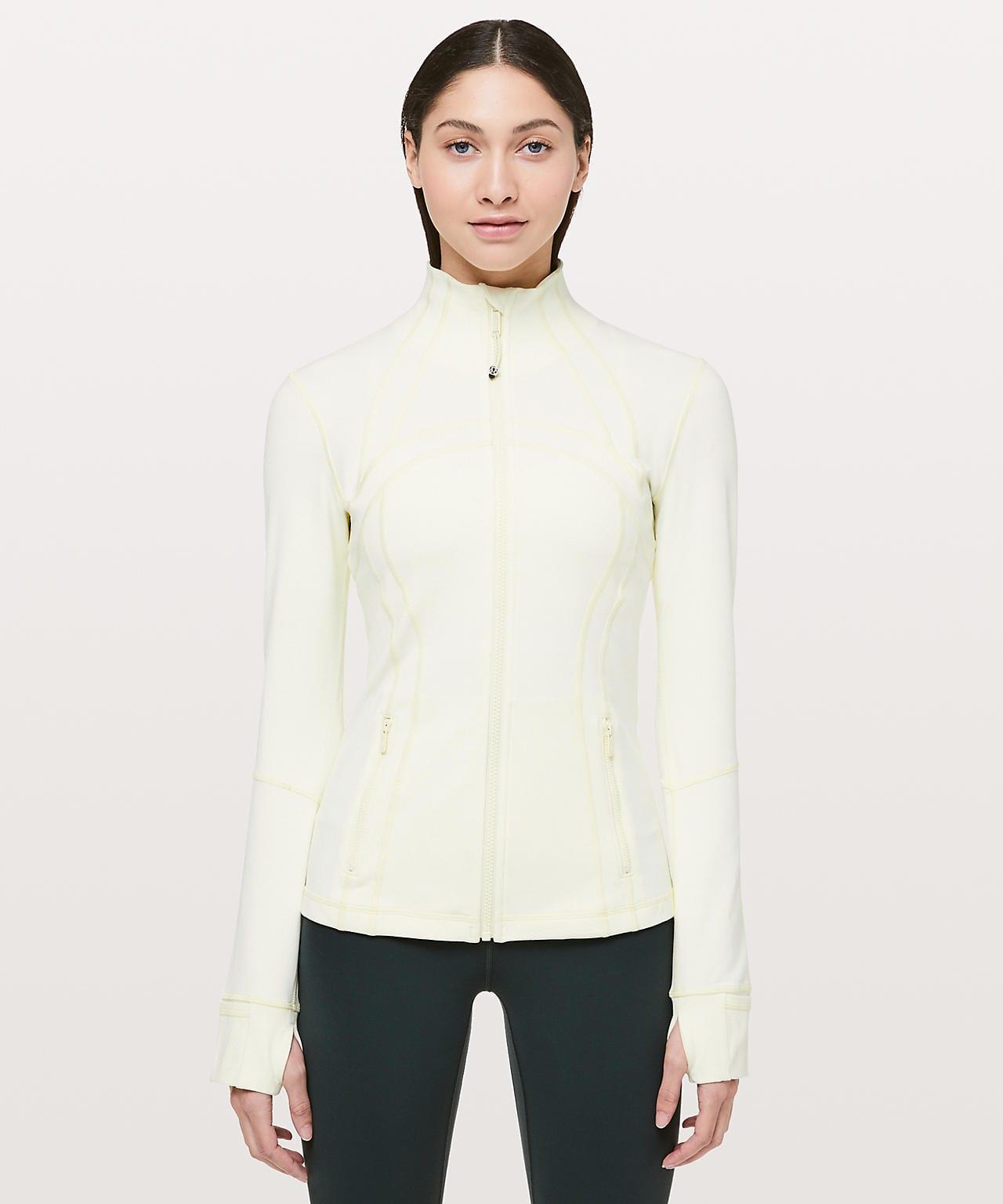 Define Jacket, White