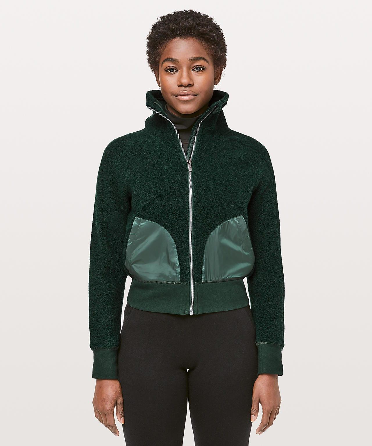 So Sherpa Jacket