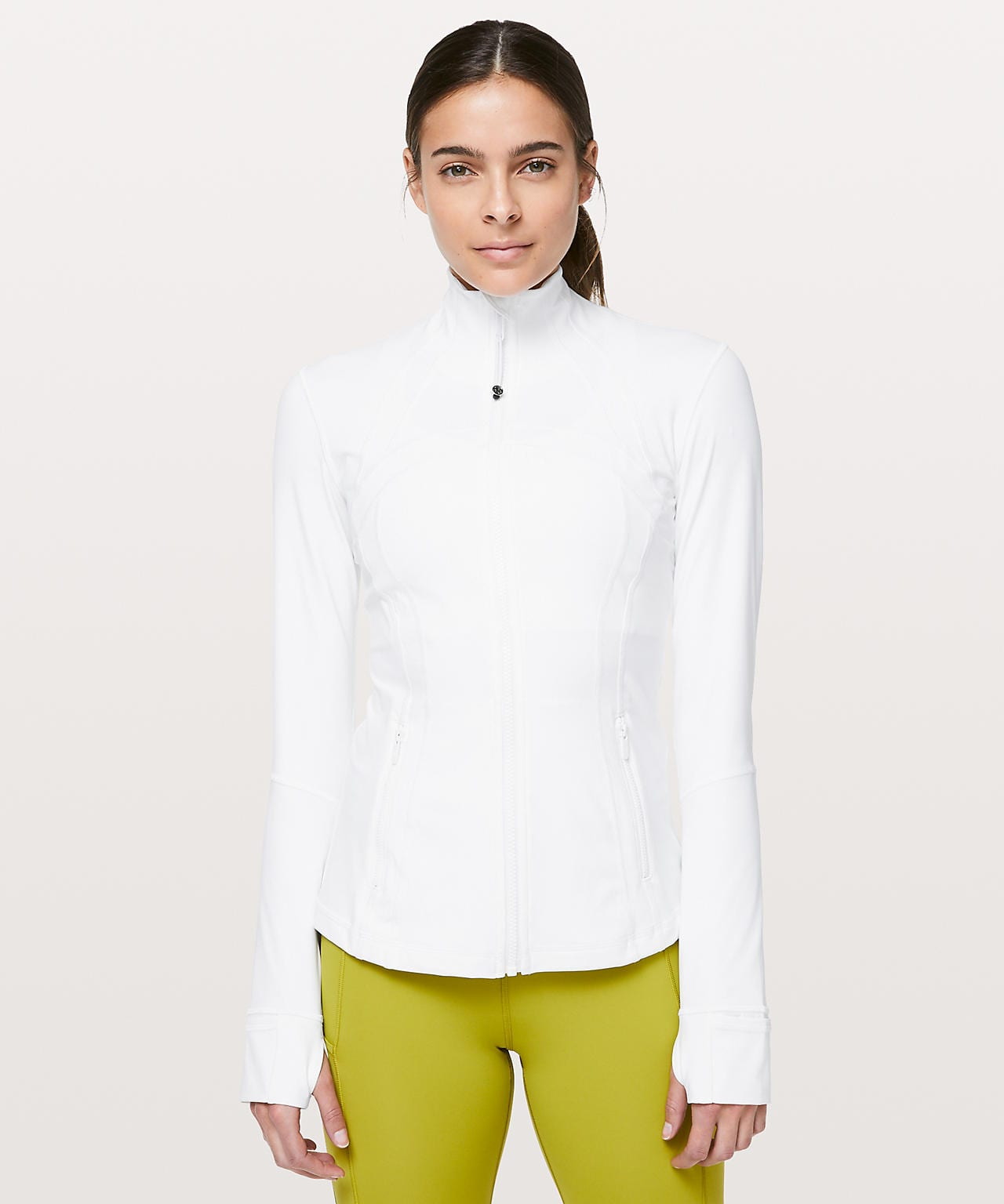 Define Jacket Nulux, White