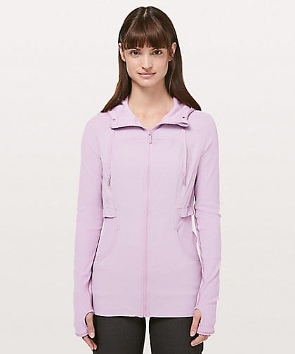 Lululemon Dance Studio Jacket Rib Sleeve, Antoinette