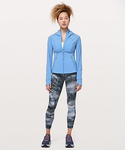 Lululemon Mist Over Windbreaker, Brisk Blue