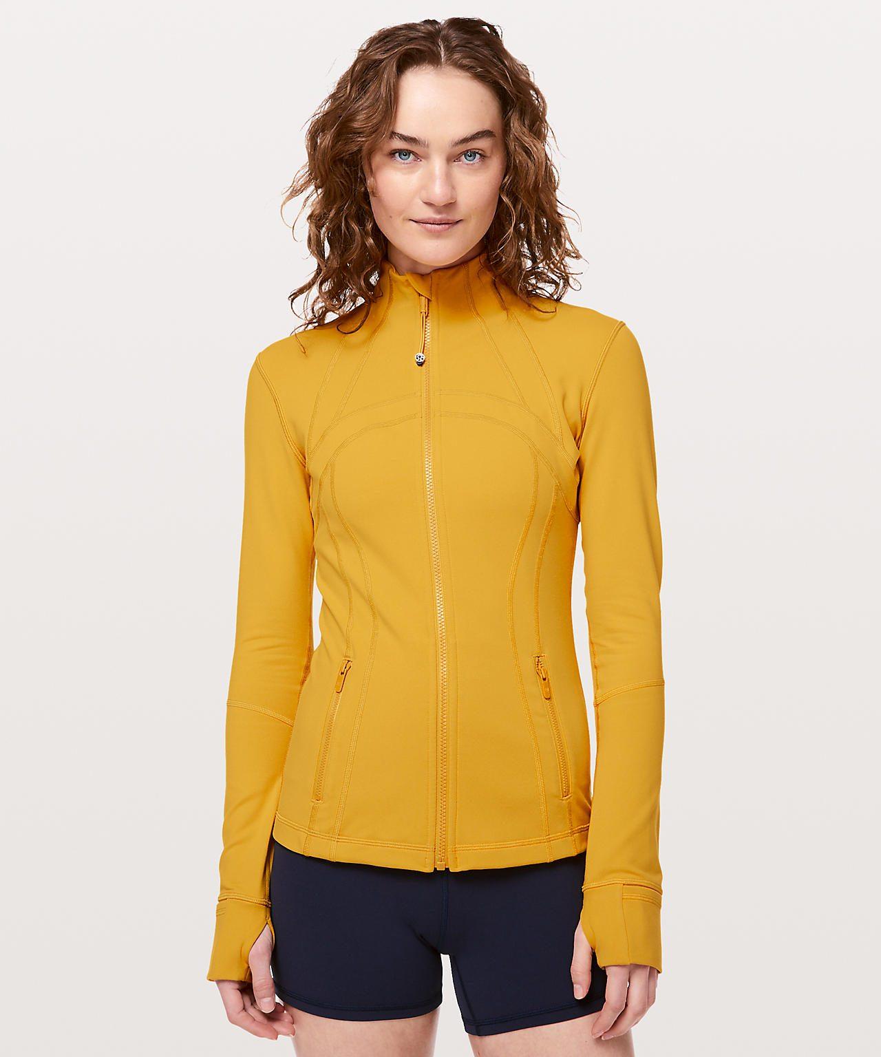Define Jacket Honey Lemon