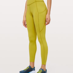 Fast and Free Tight II Godlen Lime