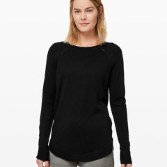 Lead With Your Heart Sweater, lululemon upload