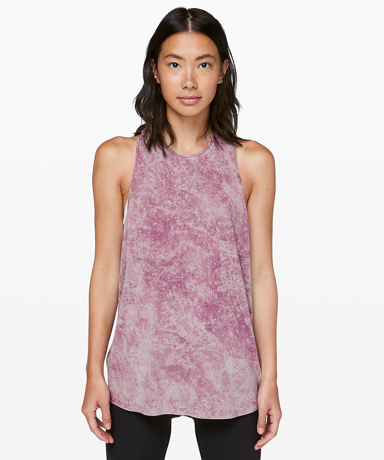Lululemon Upload, Element Tank Cloud Wash
