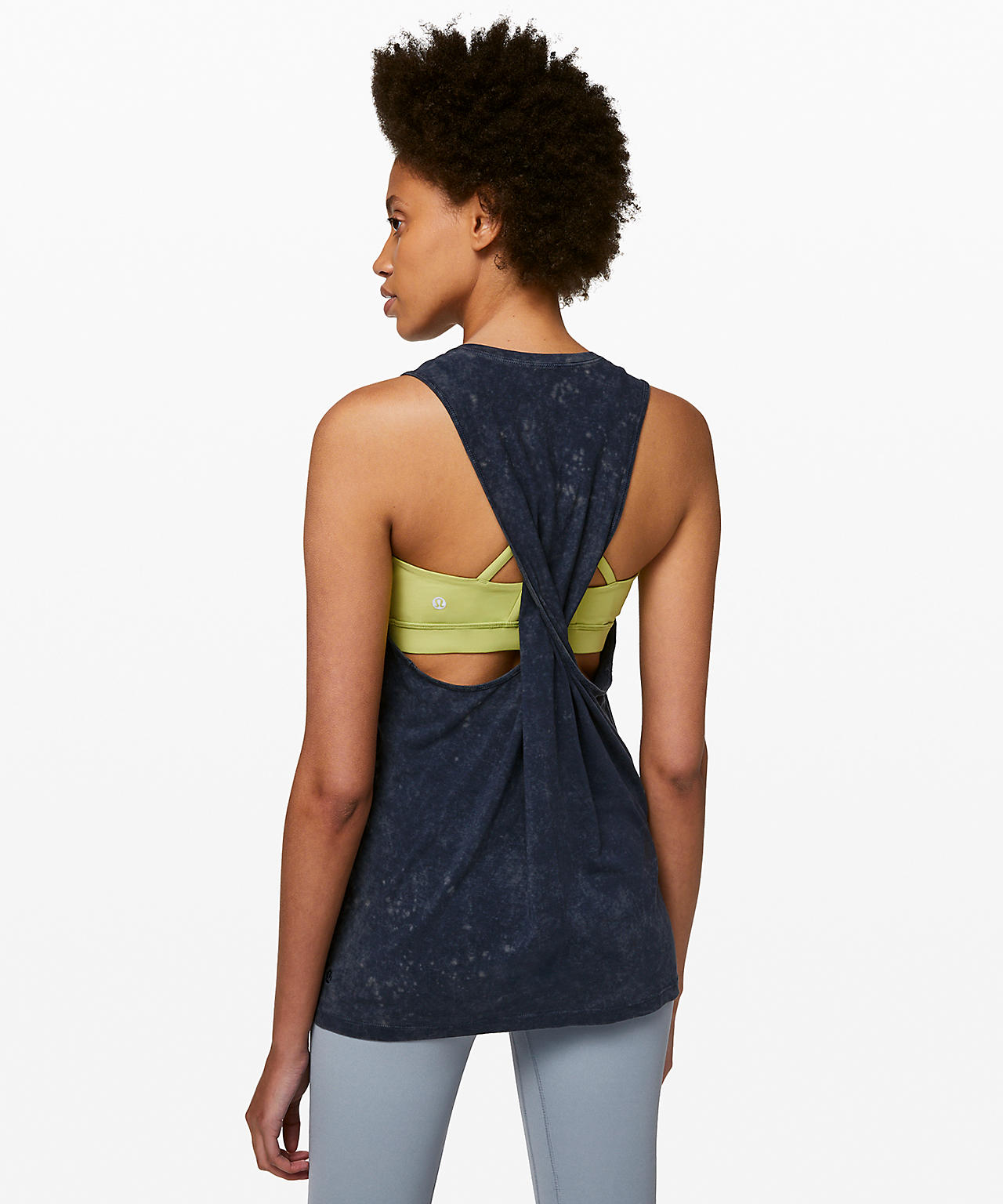 Element Tank *Cloud Wash, Lululemon Upload