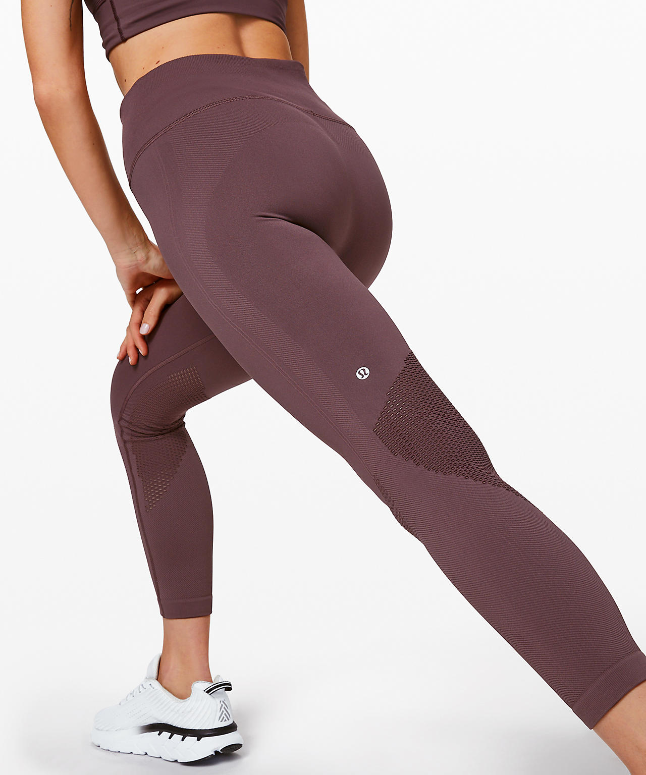For The Chill Of It Tight, Lululemon Upload