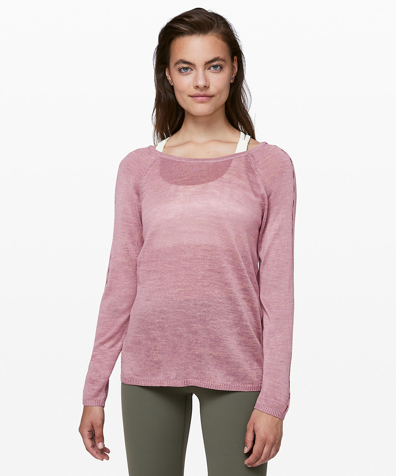 Mix and Mingle Pullover, Lululemon Upload