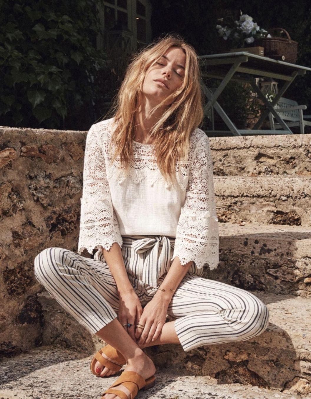 Céline blouse