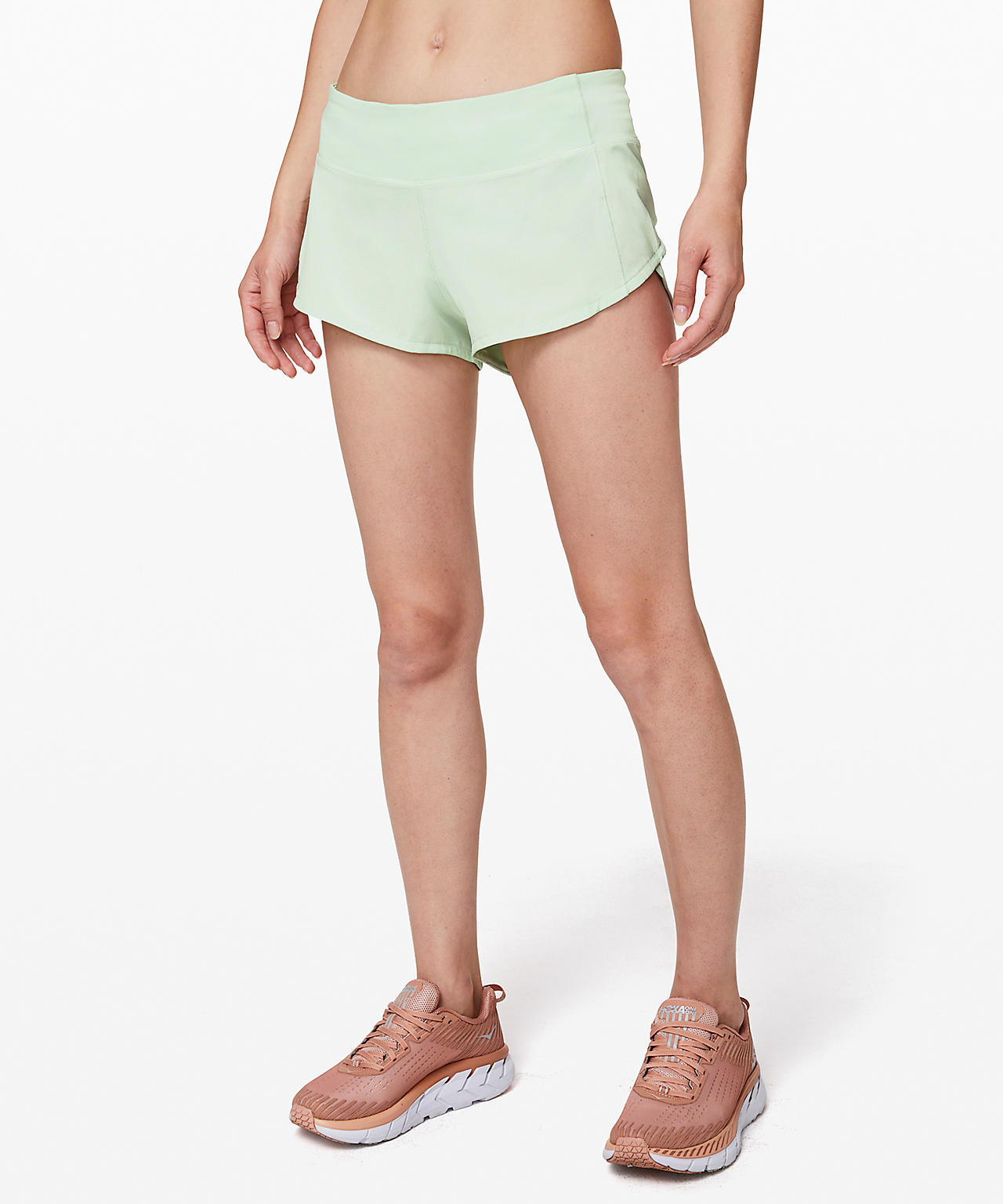 Speed Up Short 2.5, Mystic Mint, Lululemon Upload