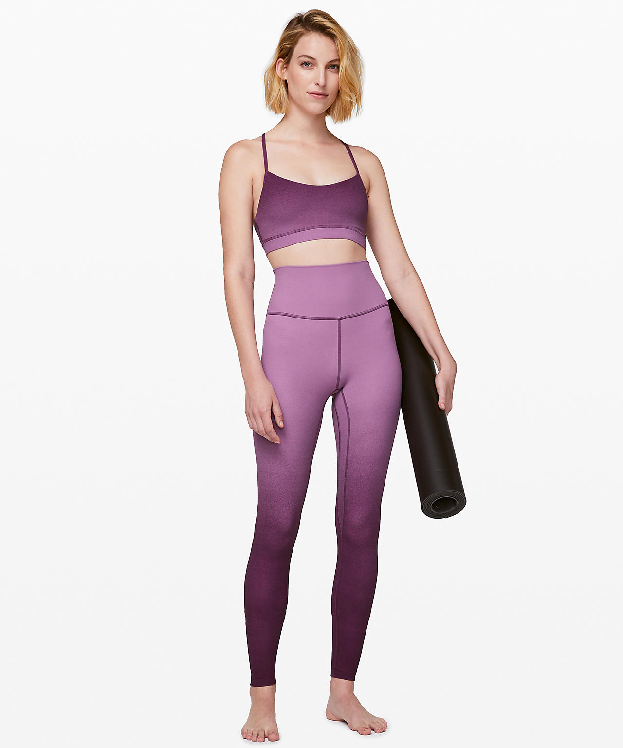 Spray Ombre Align Pant