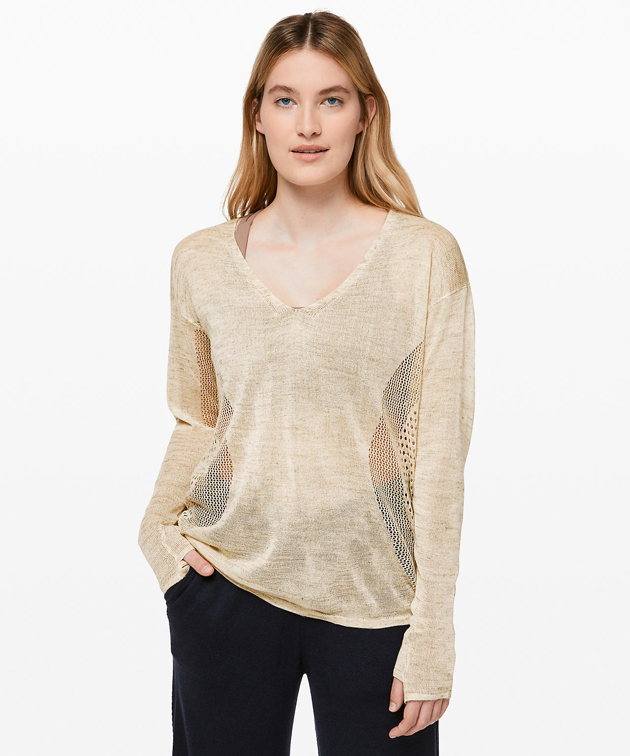 Still Movement Sweater, Lululemon