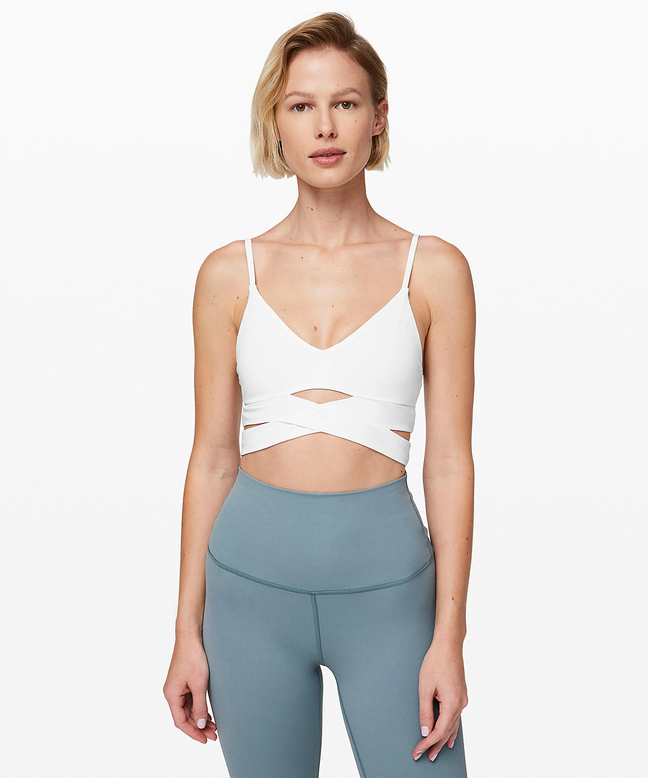 Still Now Bra, Lululemon Upload