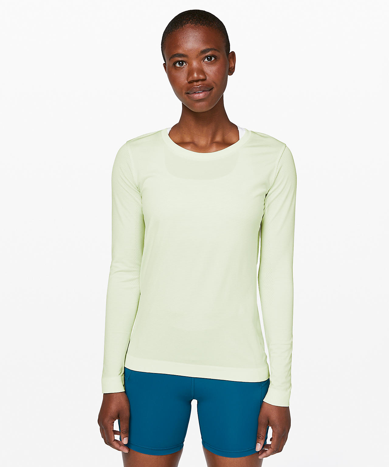 Swiftly Tech Long Sleeve Breeze