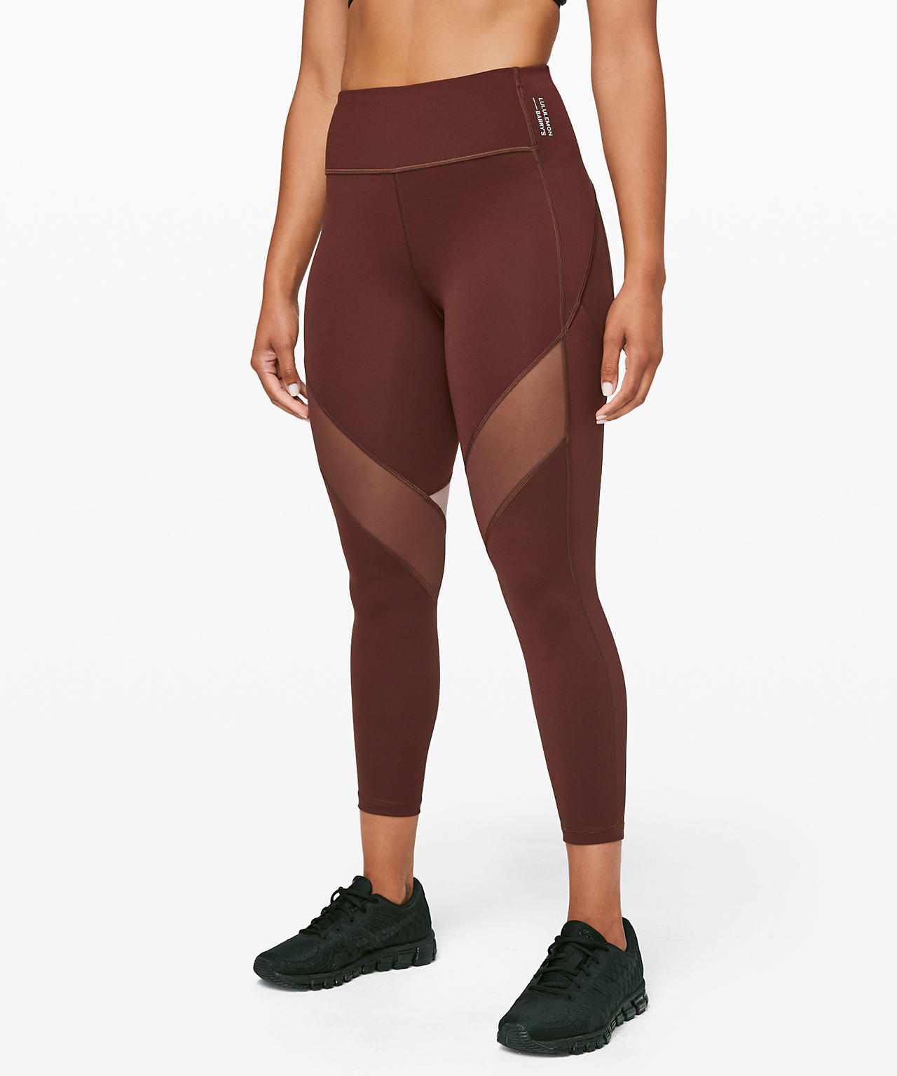 "Stronger as One Tight 25""  lululemon X Barry's"
