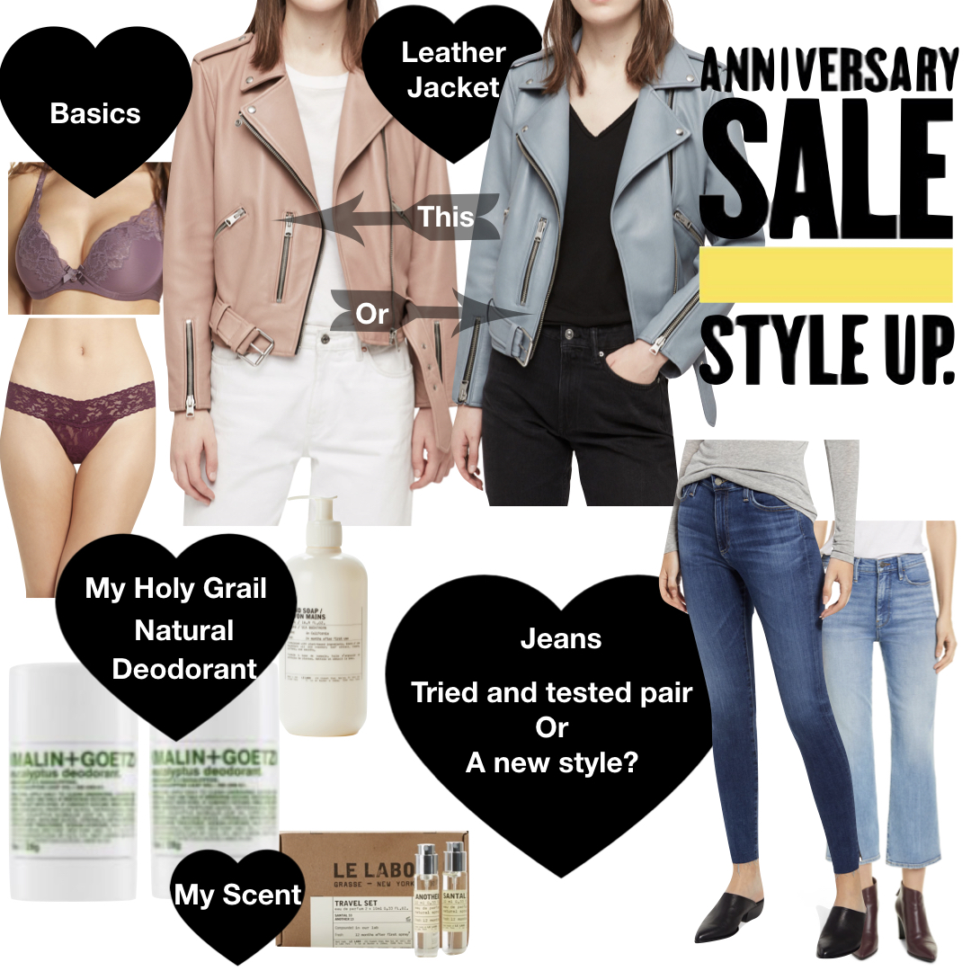 Nordstrom Anniversary Sale Early Access - In My Shopping Cart
