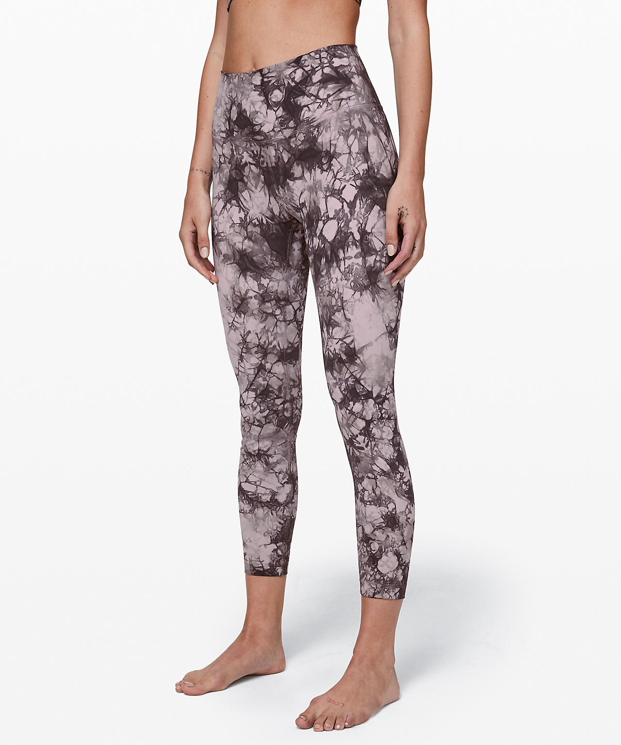 Wunder Under High Rise Tight, Shibori Iris, lululemon upload