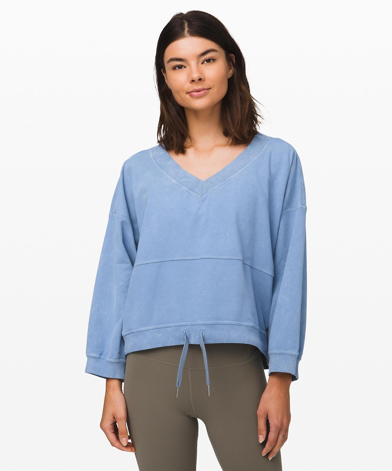 dare the day pullover