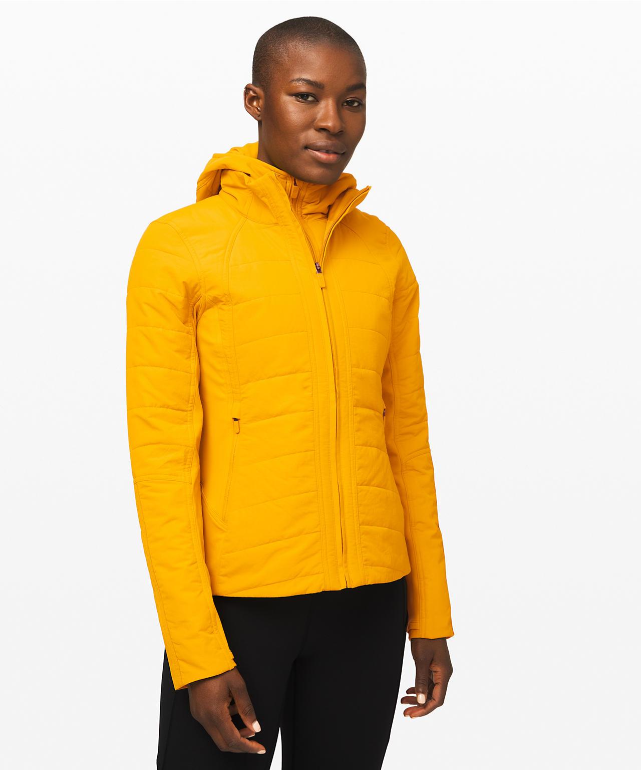 Another Mile Jacket, Honeycomb, Lululemon Upload
