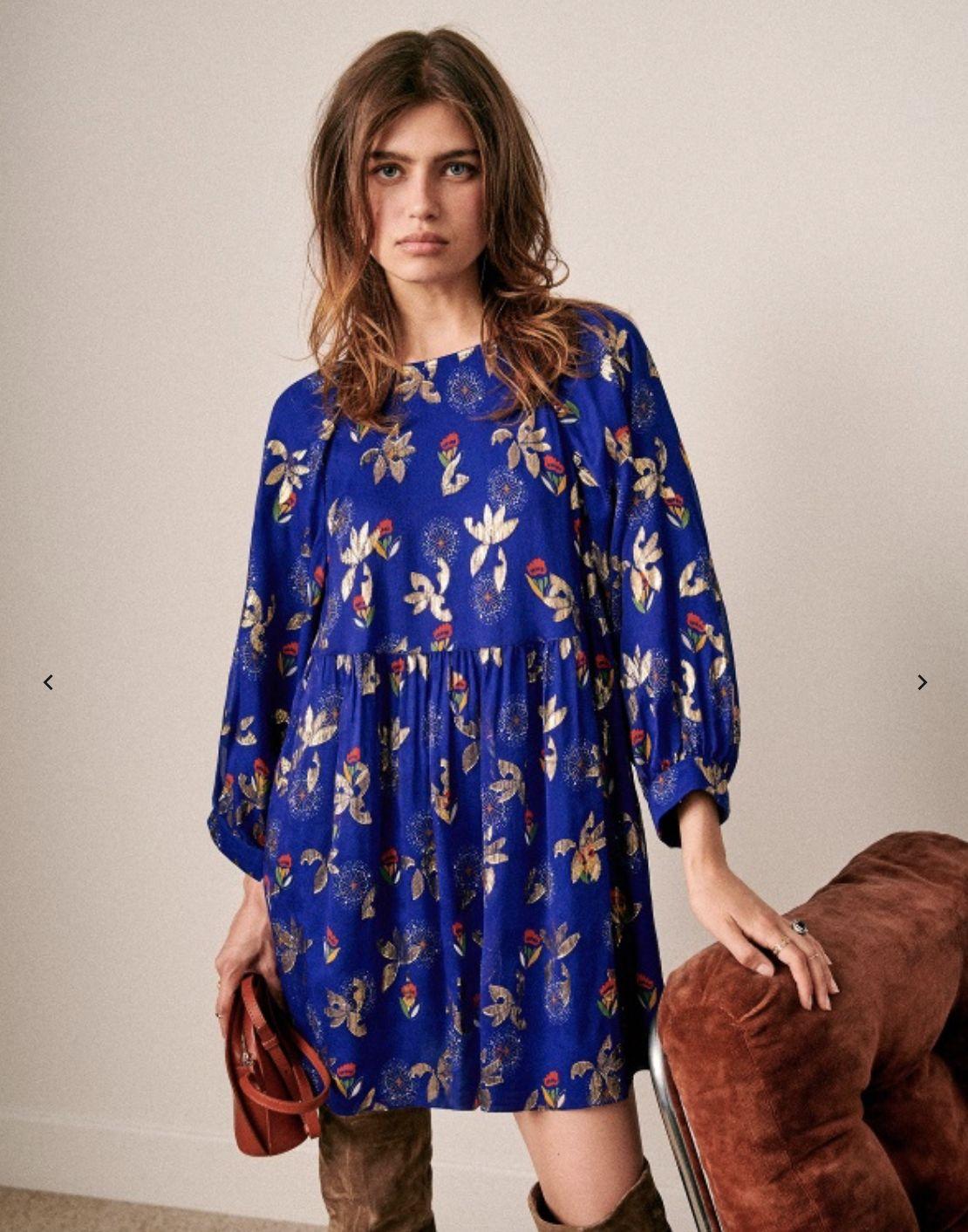Grace Dress, Sezane Fall 2019 Collection