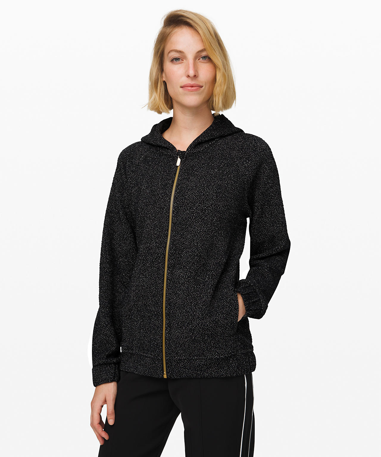 Pave New Ways Full Zip