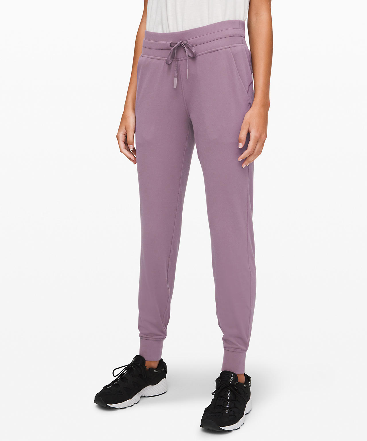 Ready To Rulu Pant - Frosted Mulberry, Lululemon Upload