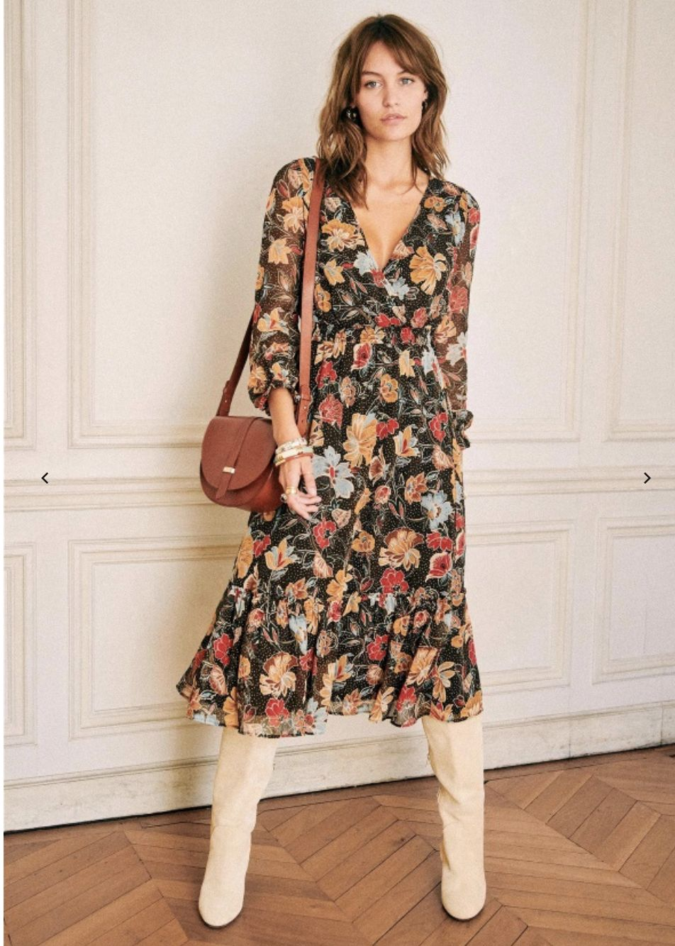 Sezane Titiane Dress