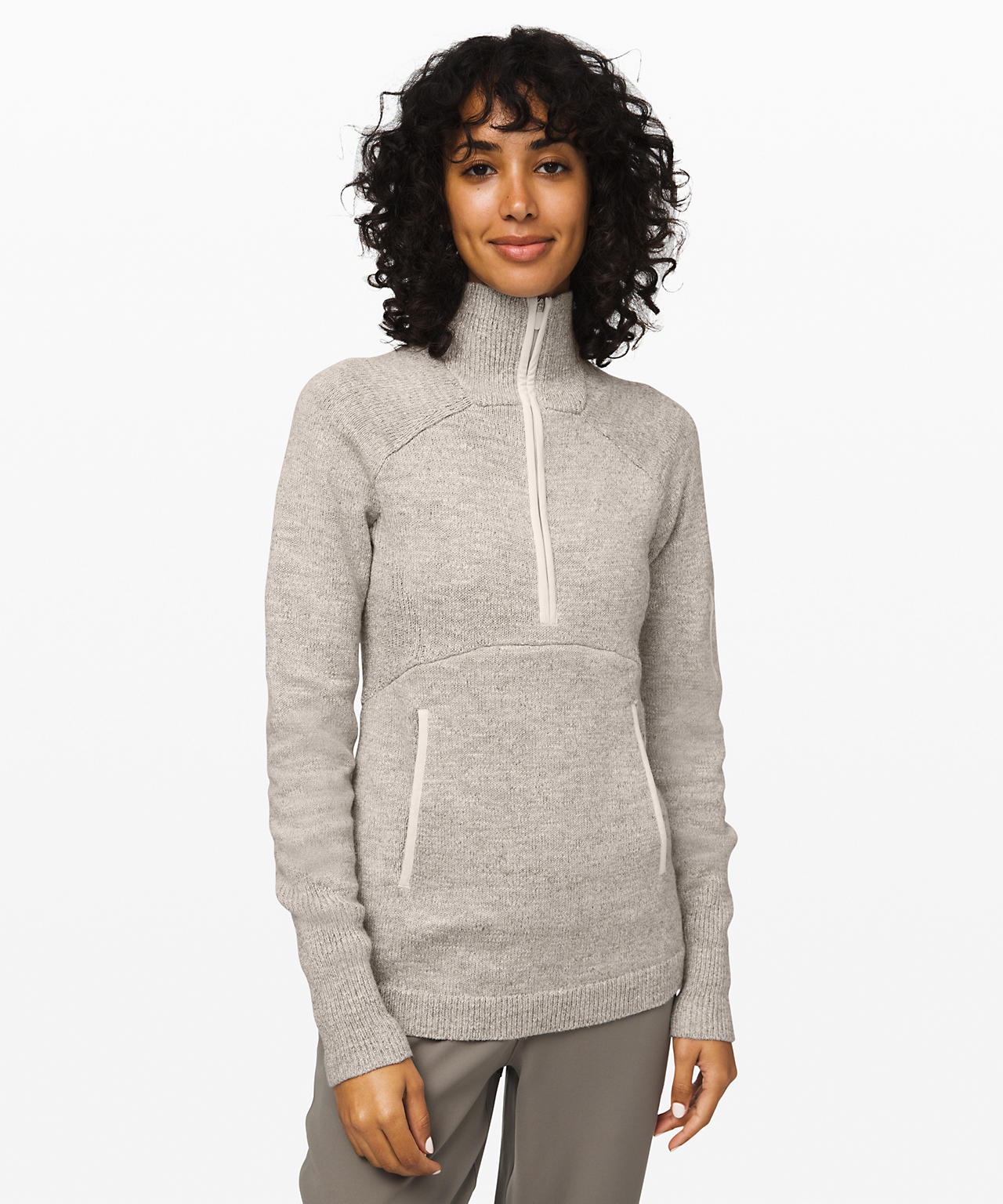 Summit Stride Sweater