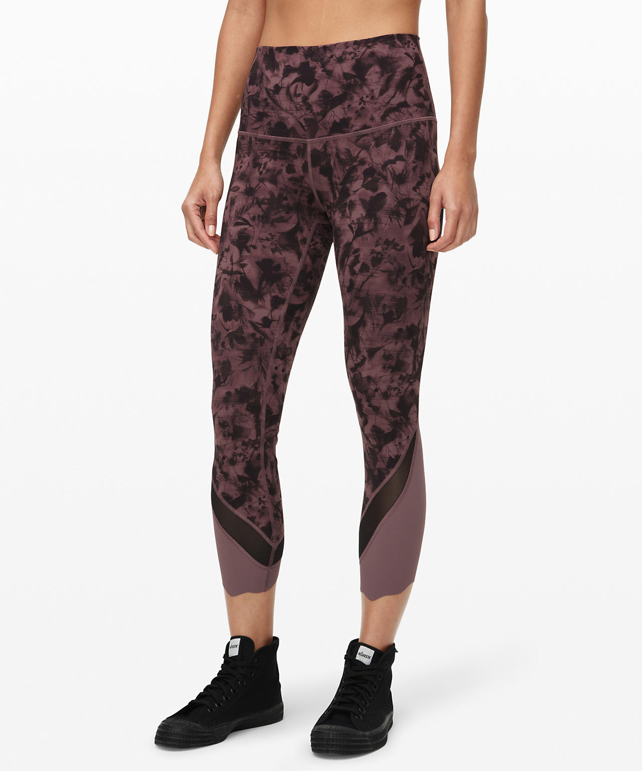 Wunder Under Scallop Lululemon