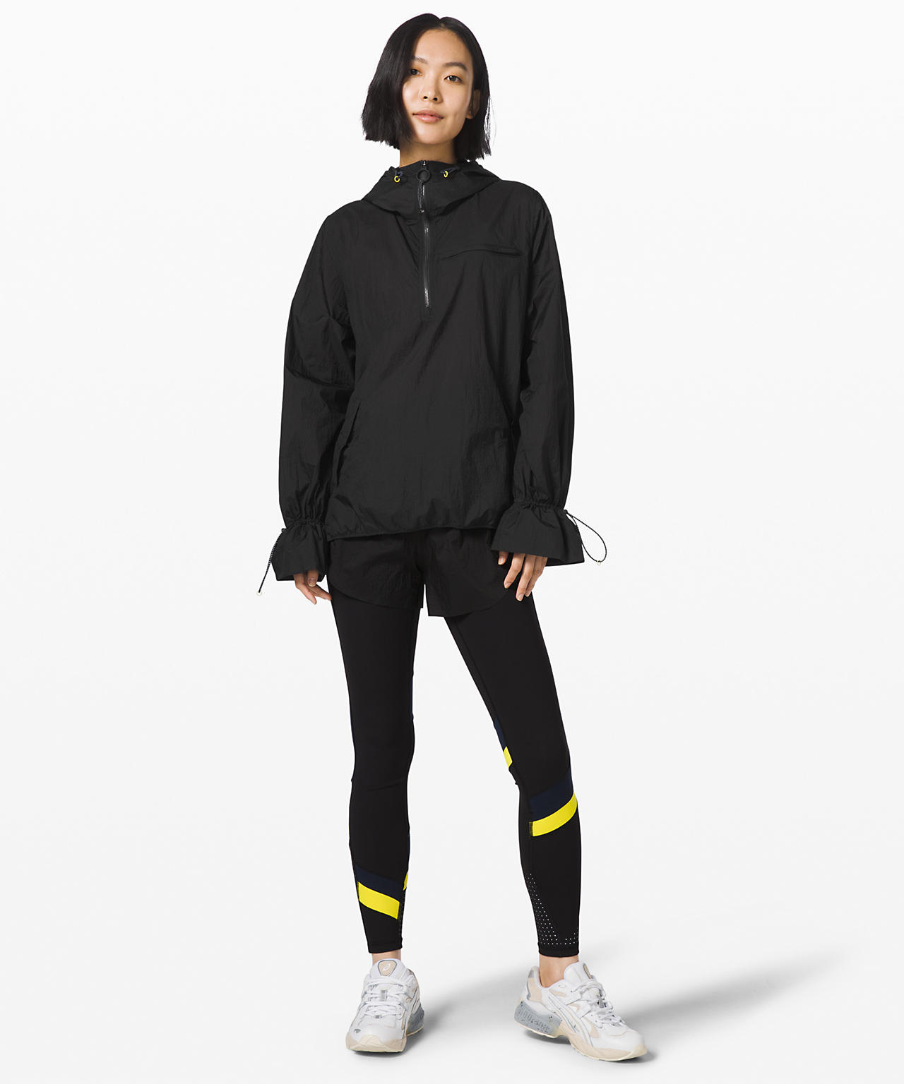 Break New Ground 1/2 Zip  lululemon x Roksanda