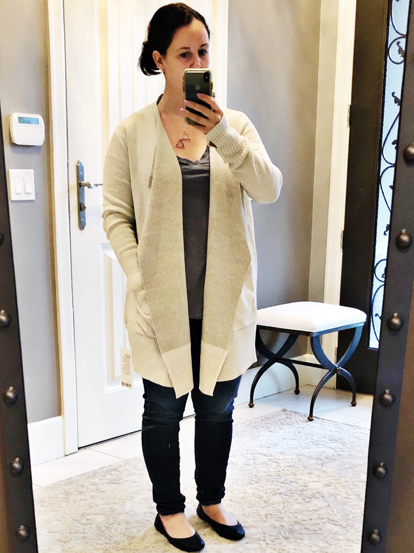 Lululemon Fit Review Still Lotus Wrap Reversible
