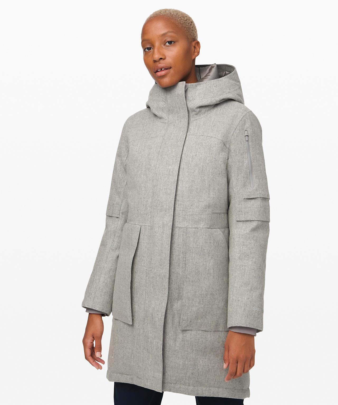 Winter Warrior Parka Wool