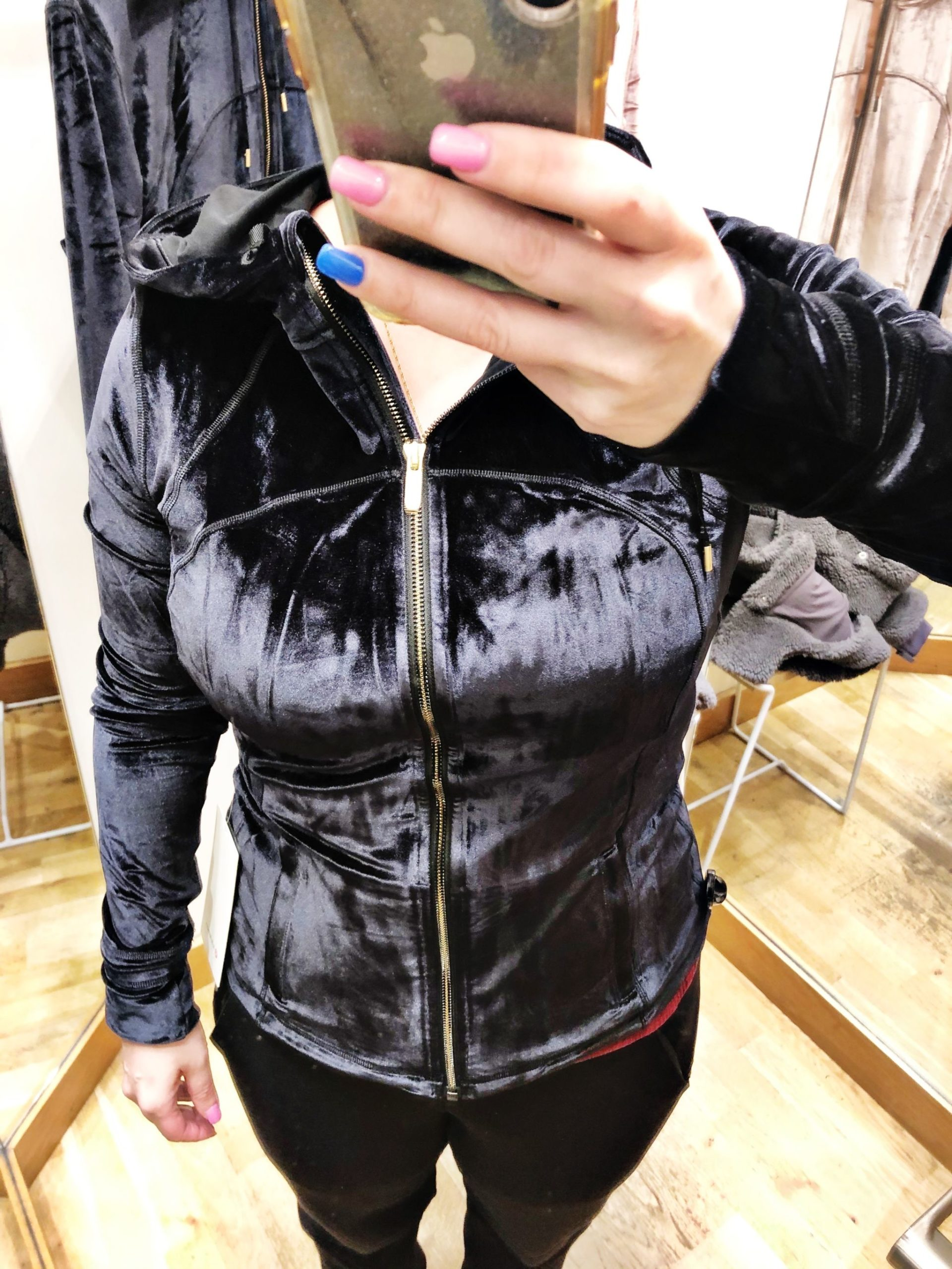 Lululemon Define Hooded Jacket *Velvet