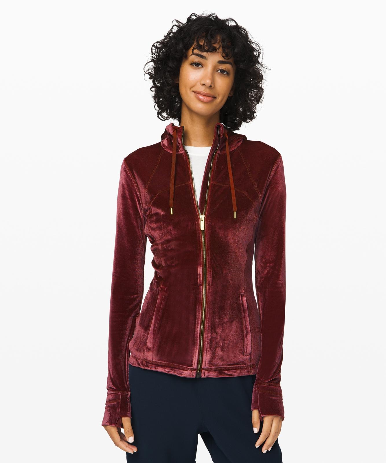 Lululemon Define Hooded Jacket *Velvet