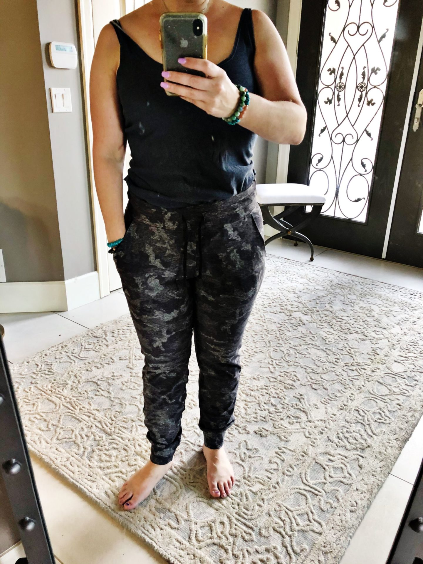 Ready To Rulu Pant *Updated Incognito Camo HTR