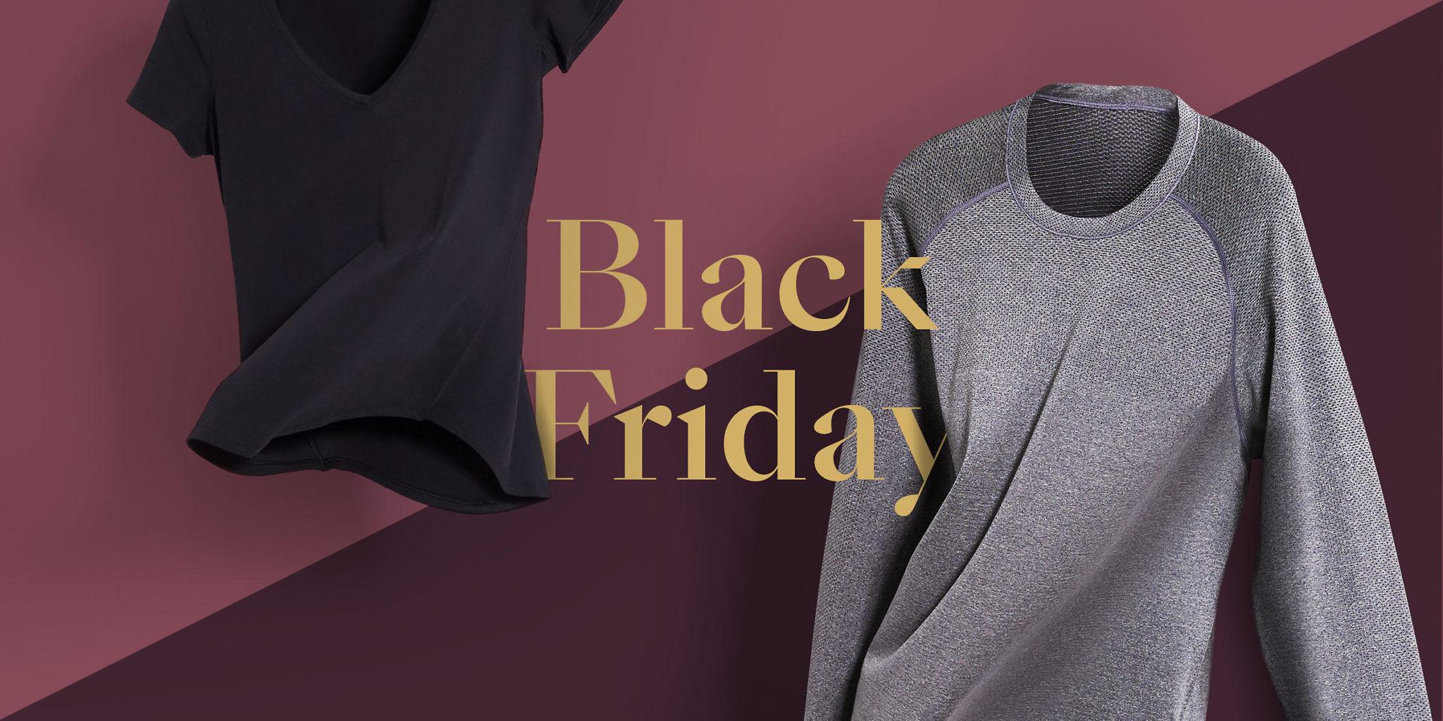 Lululemon Black Friday Sale