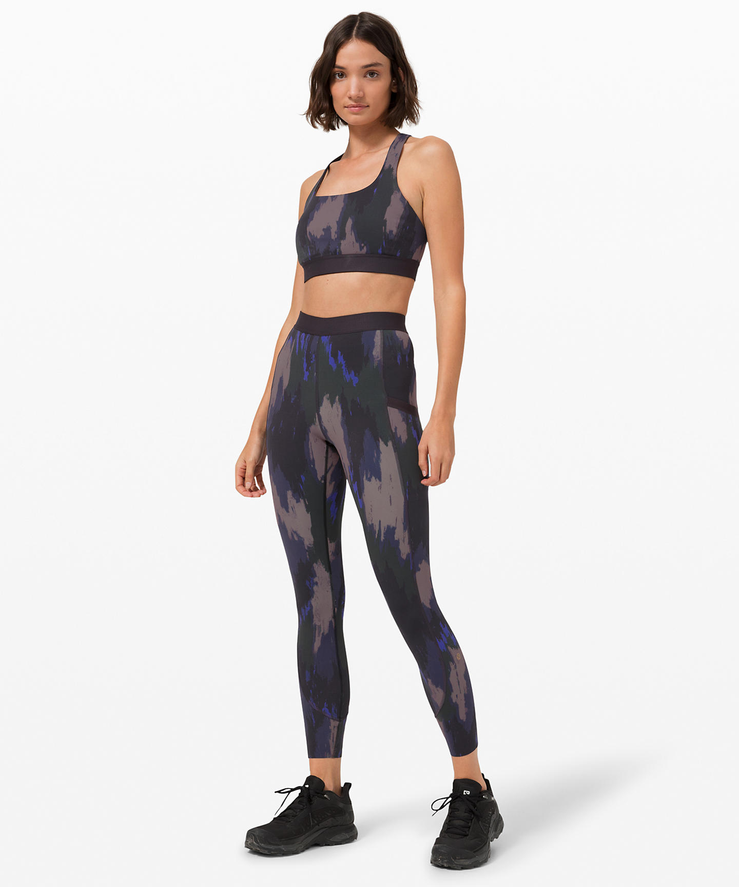 "Take The Moment Tight 25"" lululemon x Robert Geller, Lululemon X Robert Geller"
